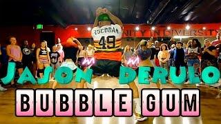 Jason Derulo - BubbleGum ( feat Tyga ) - Choreography by - @thebrooklynjai
