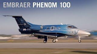 Embraer's New Phenom Gets More Power, Smarter Cockpit – AINtv