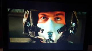 Independence Day First Air Battle Scene