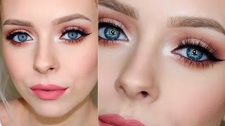 Easy & Mostly Affordable Prom Makeup Look | Cosmobyhaley