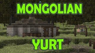 Minecraft: Mongolian Yurt
