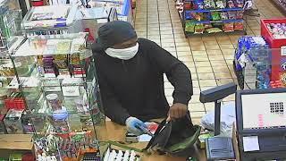 Mobile Citgo Robbery