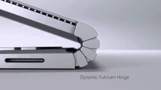 The New Microsoft Surface Book 2015