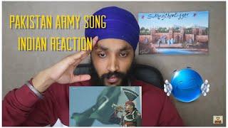 HAMARA PAKISTAN | Urdu | ISPR | Pakistani Army Song Reaction