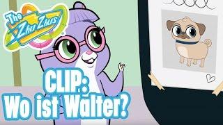 Die ZhuZhus - Clip: Walterchen ist weggelaufen | Bald NEU im Disney Channel