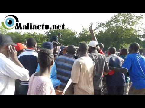 Abdoul Niang chassé de la rencontre des opposants à la révision constitutionnelle