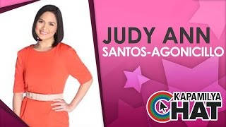 Kapamilya Chat with Judy Ann Santos-Agoncillo for Bet On Your Baby
