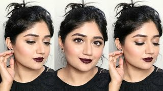 Dark Lip Tutorial for Indian Skin | corallista