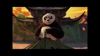 Daddy's Home End Credits with Kung Fu Panda 3 Announcement