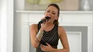 Samantha Jade: Bleeding Love - Home Visits - The X Factor Australia 2012 (FULL)