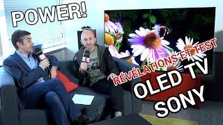 Révélations chocs sur les OLED-TV Sony et test ! (Power 135)