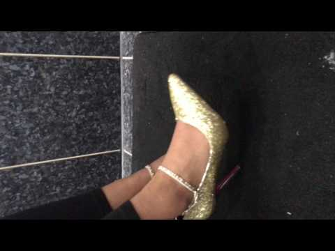 Xxx Mp4 Indian Feet With Anklets And Gold Pumps With Pink Sole 3gp Sex
