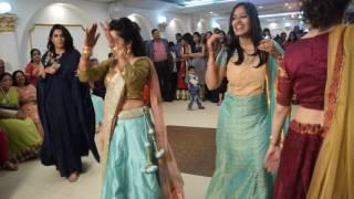 bride dance on latest songs