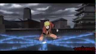 Blood Prison AMV] Naruto (Sennin) Vs Muku (Satori)   Linkin Park