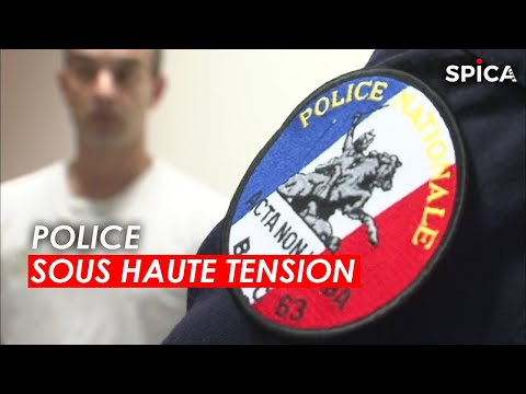 POLICE sous HAUTE TENSION