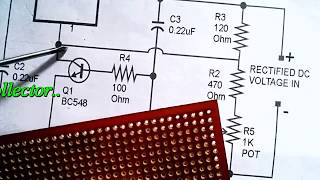 Trickle charger for 12v lead calcium alloy (Pb-ca) Battery ...( with circuit diagram )