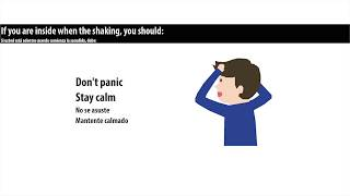What to Do During an Earthquake & What to Do After an Earthquake