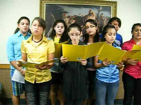 Iglesia de Jesucristo SUD Mujeres Jovenes Barrio Hialeah parte 1