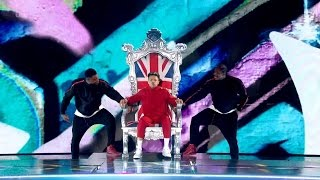 Britain's Got Talent 2016 Finals Balance Unity Full Performance S10E18