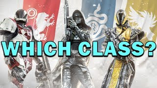 Destiny 2 Beta: WHICH CLASS SHOULD YOU PICK?