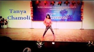 Kamli + Pareshan + Shots - Solo Dance Tanya Chamoli