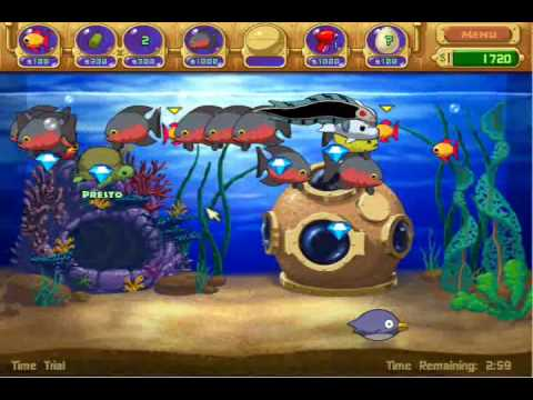 Insaniquarium Tank One Time Trial 70455