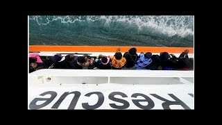 News Italy demands Netherlands recall NGO migrant rescue ships