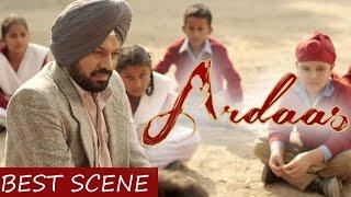 Gurpreet Ghuggi - Best Scene Ardaas Movie || Gippy Grewal || New Punjabi Films