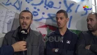 عنابة: سكان عمارة الموت يدخلون في اضراب مفتوح عن الطعام