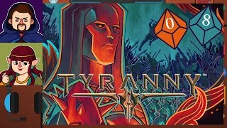 Let's Play Tyranny - Part 8 - Teenage Voices