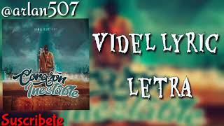 Yemil - Corazon Inestable [Lyric Video - Letra Official]
