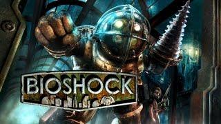 Bioshock Game Movie (All Cutscenes) PC Ultra 1080p HD