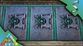 VAULT STORAGE SYSTEM & CHEMISTRY BENCH! - Ark: Survival Evolved [S4E24]