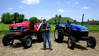 Tractor Comparison – Arjun Novo Vs New Holland   Short