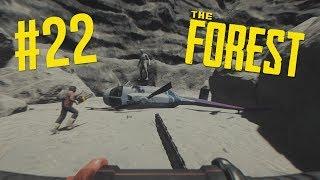 The Forest | Průzkum velké jeskyně a vrtulník | w/ GEJMR #22