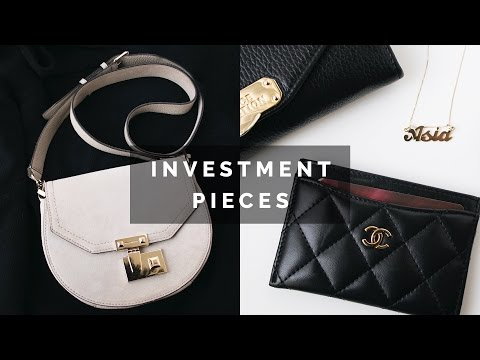 5 ESSENTIAL ACCESSORIES YOU SHOULD INVEST IN how to choose them