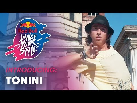 Xxx Mp4 Introducing Tonini Italian Hip Hop Dancer Red Bull Dance Your Style Italy Red Bull Music 3gp Sex