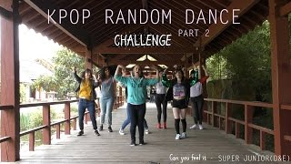 kpop random dance challenge part 2