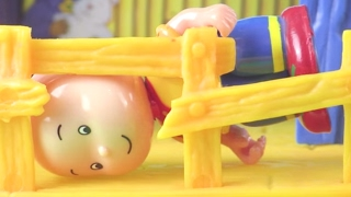 Caillou and Friends Play Hide and Seek 👀 | Caillou Funny Animated Cartoons for Kids ADVERTISEMENT