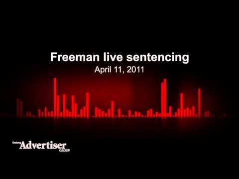 Xxx Mp4 Freeman Sentencing April 11 2011 3gp Sex
