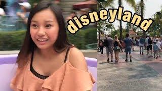 Disneyland Adventure || LA Travel Vlog (Part 2)