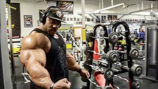 How Phil Heath Build His Forearms - Biceps And Forearm Workout For Mass and Definition