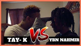 Ybn Nahmir VS. Tay-k47 | Nigame Episode 1
