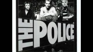 I Don't Wanna Lose Your Love Tonight - The Police Lyrics