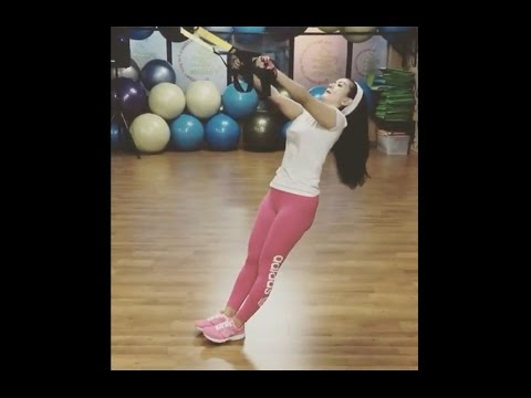 Video Gina Youbi Sister Lagi Fitnes Terbaru Sexy Banget