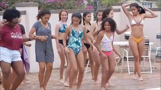 Mariah Turns 13! Pool Party, Swimming, Dancing, Cake!