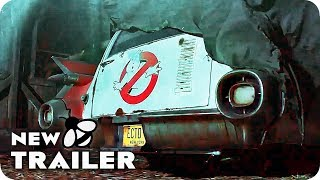 GHOSTBUSTERS 3 Teaser Trailer (2020) Jason Reitman Ghostbusters Sequel