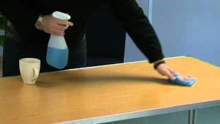 Gopak ® How To Clean Folding Tables