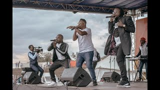 Gwamba - Live Peformance [Ufulu Festival 2018]