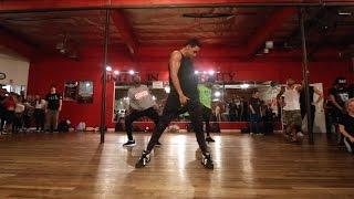 Chris Brown Liquor Alexander Chung Choreography